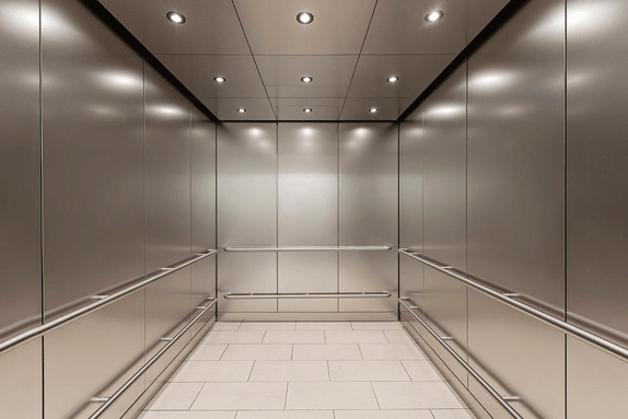 stainless steel elevator cabs